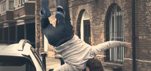 【ストリート】走る!飛ぶ!回る!まるで忍者のようなフリーランニングの世界!!