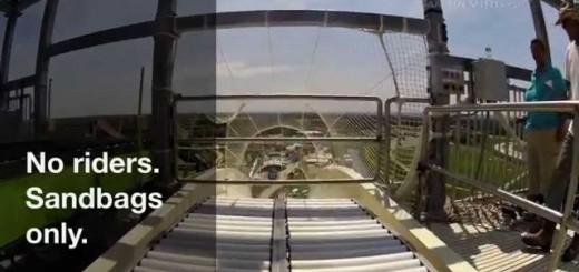 【ウォータースライダー】これに飛び込む勇気はあるか!?世界最狂スライダーの体験動画に震撼せよ!!