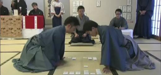 【かるた】もはや畳上の格闘技か!速く、知的で、美しい競技かるた最高峰の世界!!