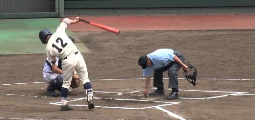 【野球】「Oh!カラテ!ニンジャ!」高校野球界に驚きのバット曲芸職人現る!!